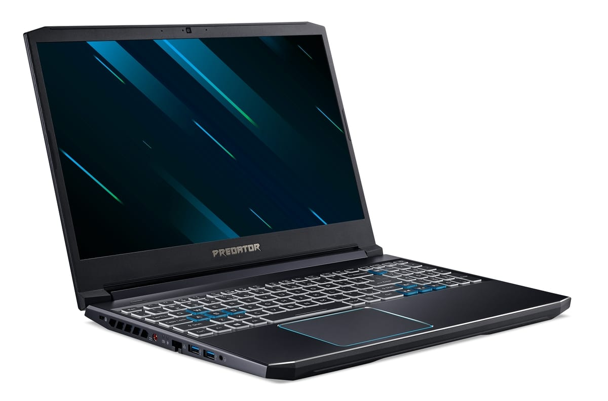 Acer Predator Helios 700/300, PC gamer RTX 2080, clavier coulissant