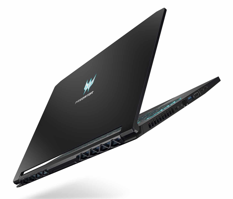 """Acer PT515-51-71ML, Ultra 15"""" gamer RTX 2080 léger (2999€)"""