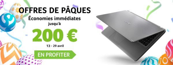 Acer Réductions Pâques 29avril19