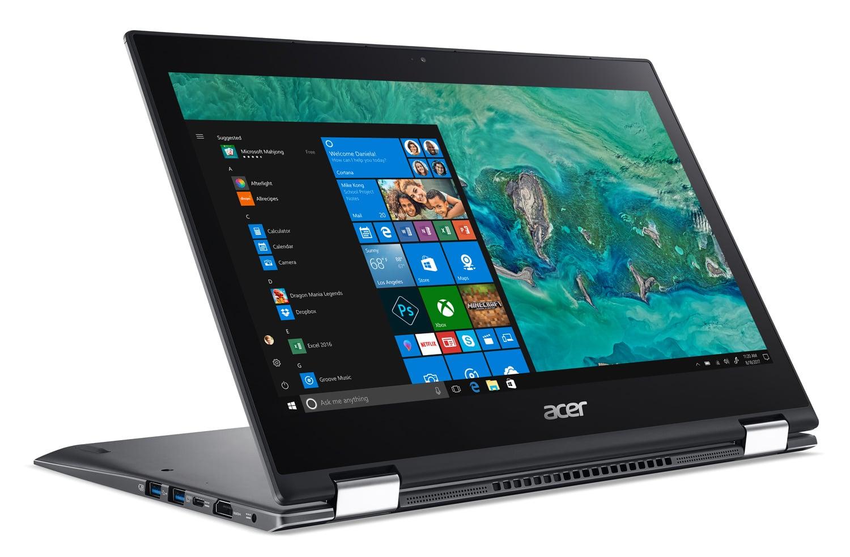"""Acer SP513-53N-53FT, Ultrabook 13"""" tactile Tablette Pro (1099€)"""