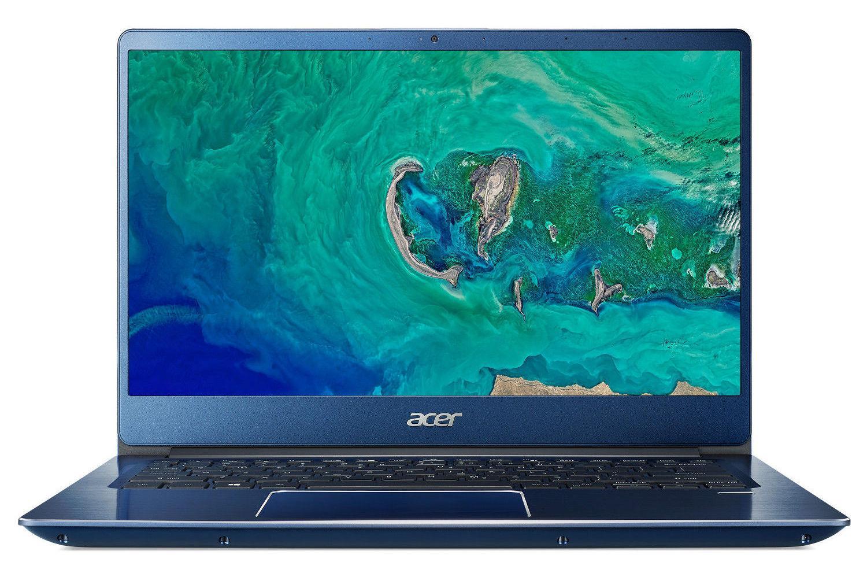 """Acer Swift SF314-56-53HP, ultrabook bleu 14"""" rapide (799€)"""