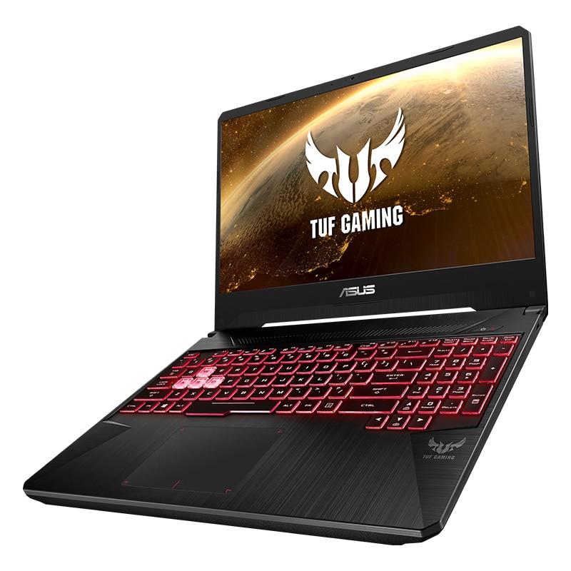Asus FX95DD, PC portable GeForce GTX 1050 et Quad Core Ryzen 7 3750H