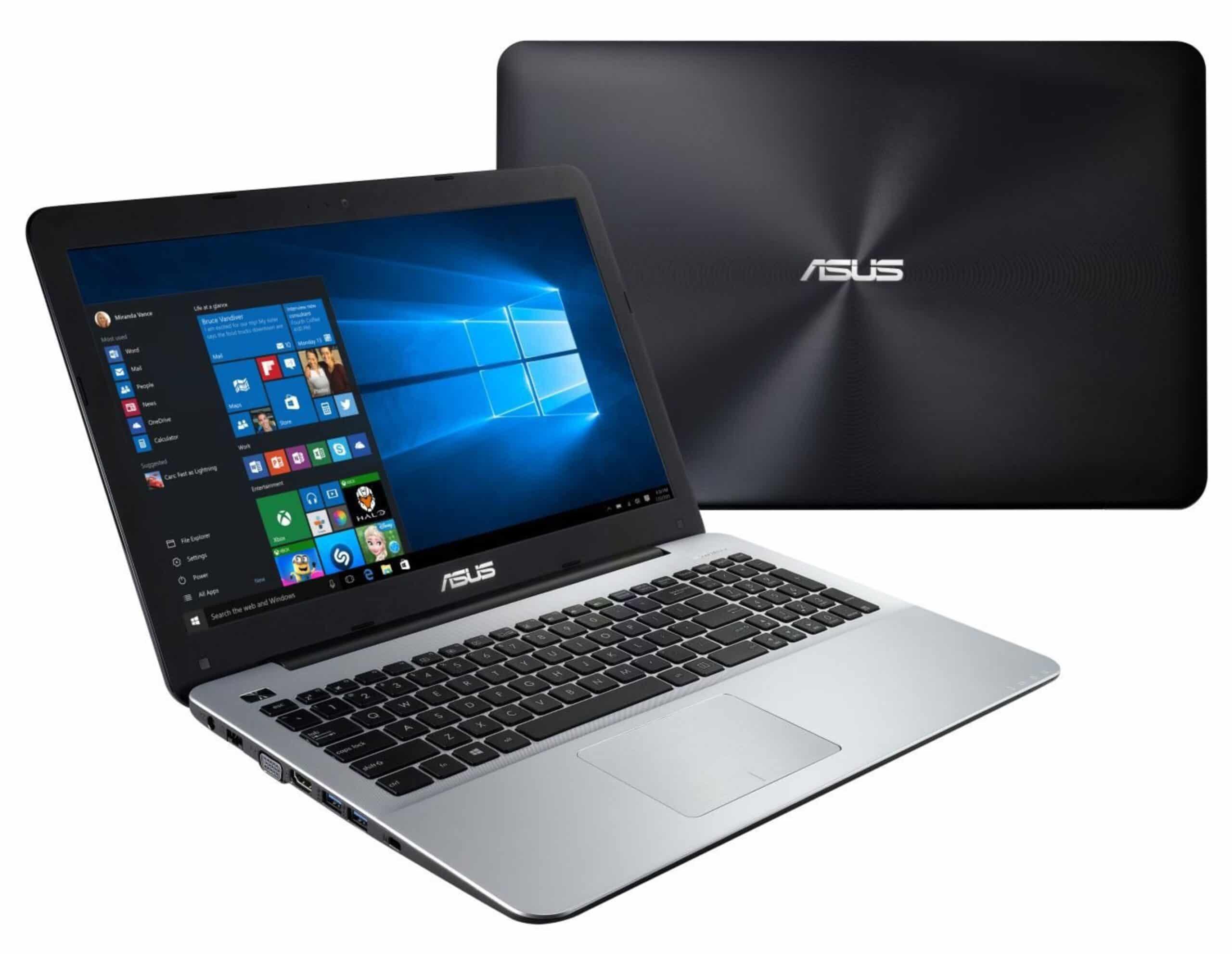 """Asus R556QA-DM102T, PC portable 15"""" bureautique (499€)"""