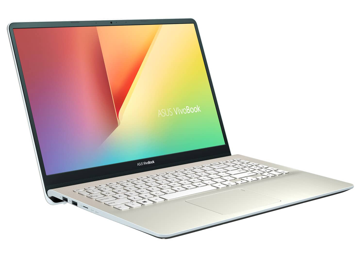 """Asus S530FA-BQ242T, Ultrabook 15"""" Or gros stockage (791€)"""