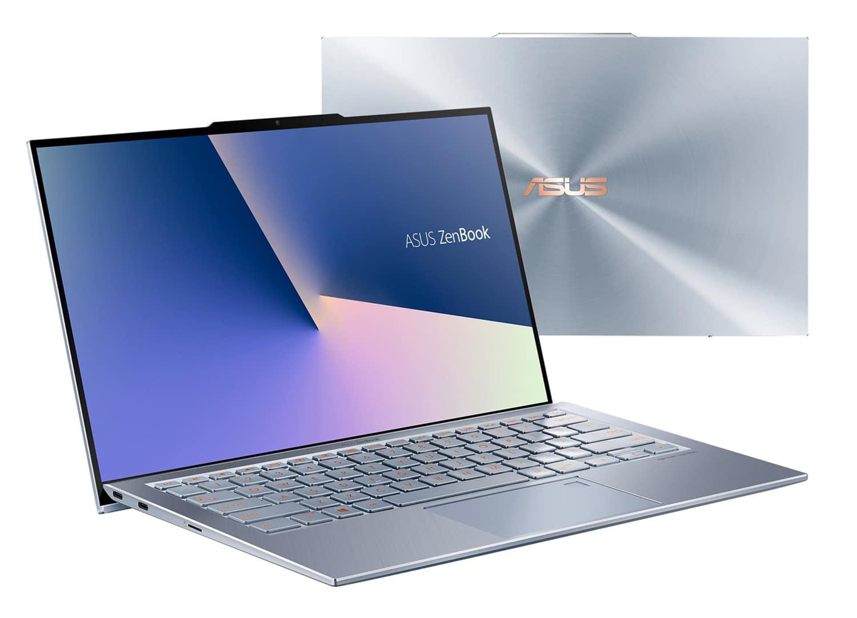 """Asus UX392FN-AB006T, Ultrabook 13"""" polyvalent léger 1 Kg (1757€)"""
