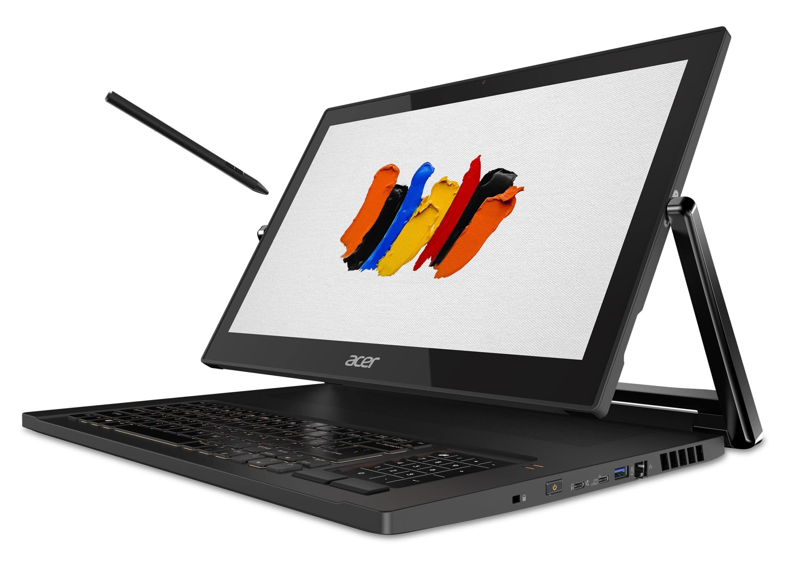 Acer ConceptD, une nouvelle marque PC premium pour les créatifs