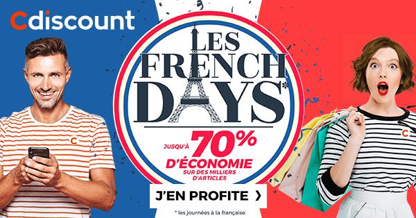 French Days Cdiscount - Les meilleurs PC portable en promotion