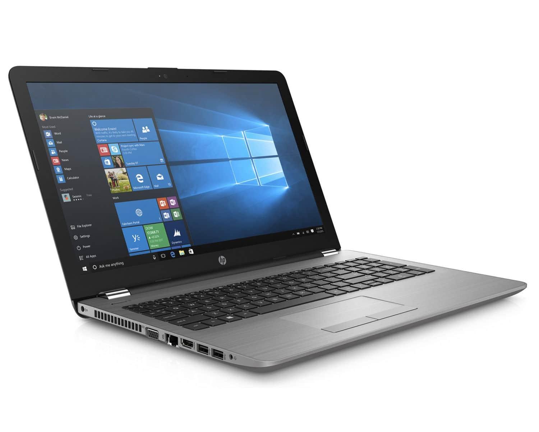 """HP 250 G6, PC portable 15"""" argent graveur DVD (399€)"""