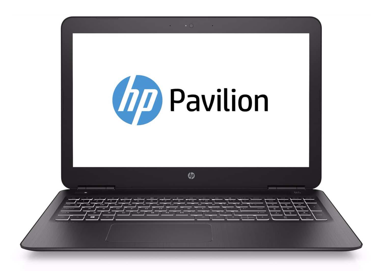 HP Pavilion 15-bc408nf, PC portable 15 pouces jeu sobre (854€)