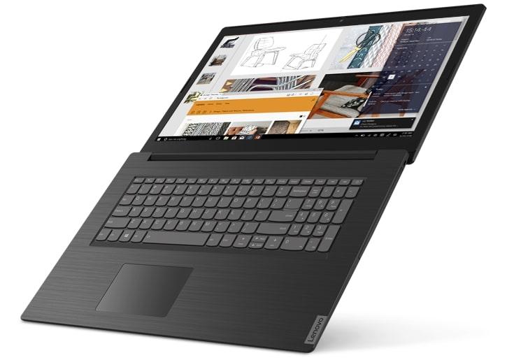 "Lenovo IdeaPad L340-17API, PC portable 17"" bureautique (494€)"