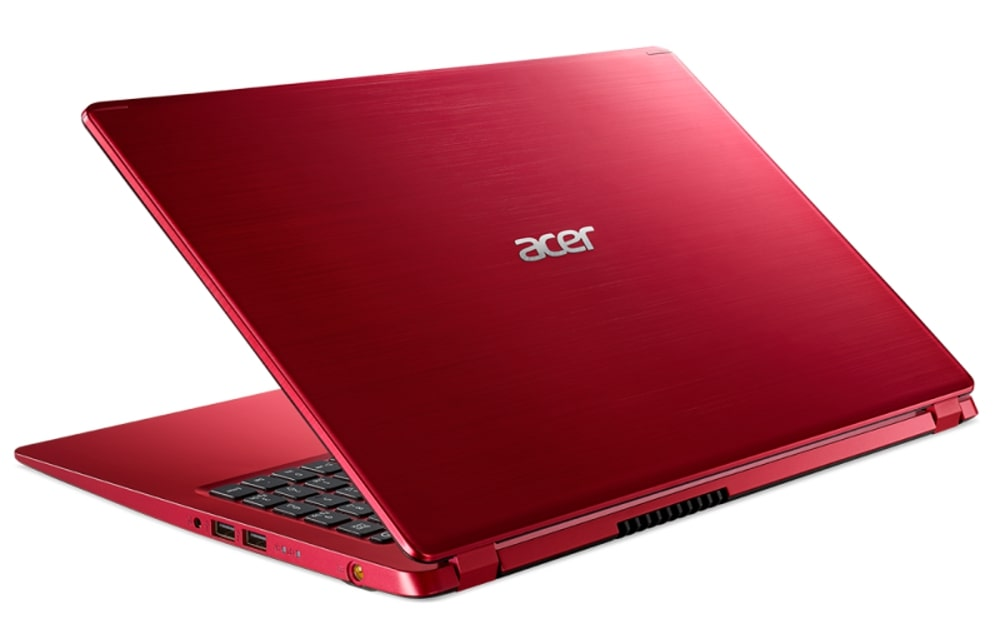 "Acer A515-52G-50R7, portable 15"" rouge fin multimédia (649€)"
