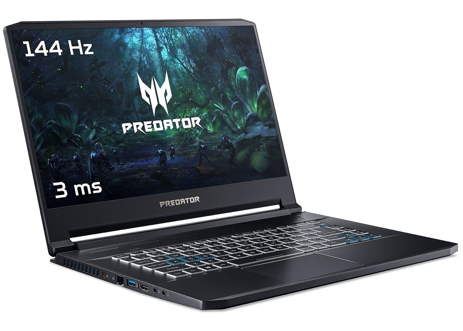 "<span class=""soldes"">Soldes 1165€</span> Acer Triton PT515-51-55N1, ultrabook gamer 15"" RTX léger"