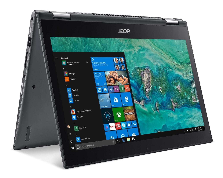 """Acer Spin SP513-53N-75ZU, ultrabook 13"""" tactile tablette (899€)"""