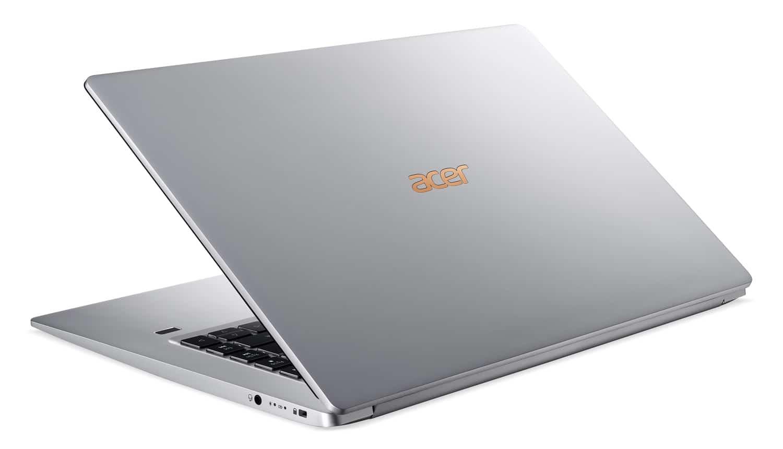 """Acer SF515-51T-76YV, Ultrabook 15"""" tactile léger 990gr (1199€)"""