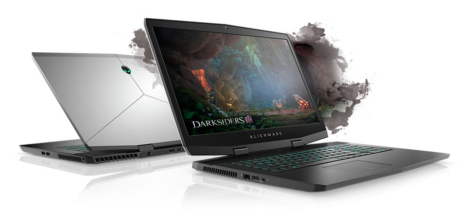 "Alienware m17, PC 17"" gamer RTX 2070 Max-Q TB3 (1599€)"