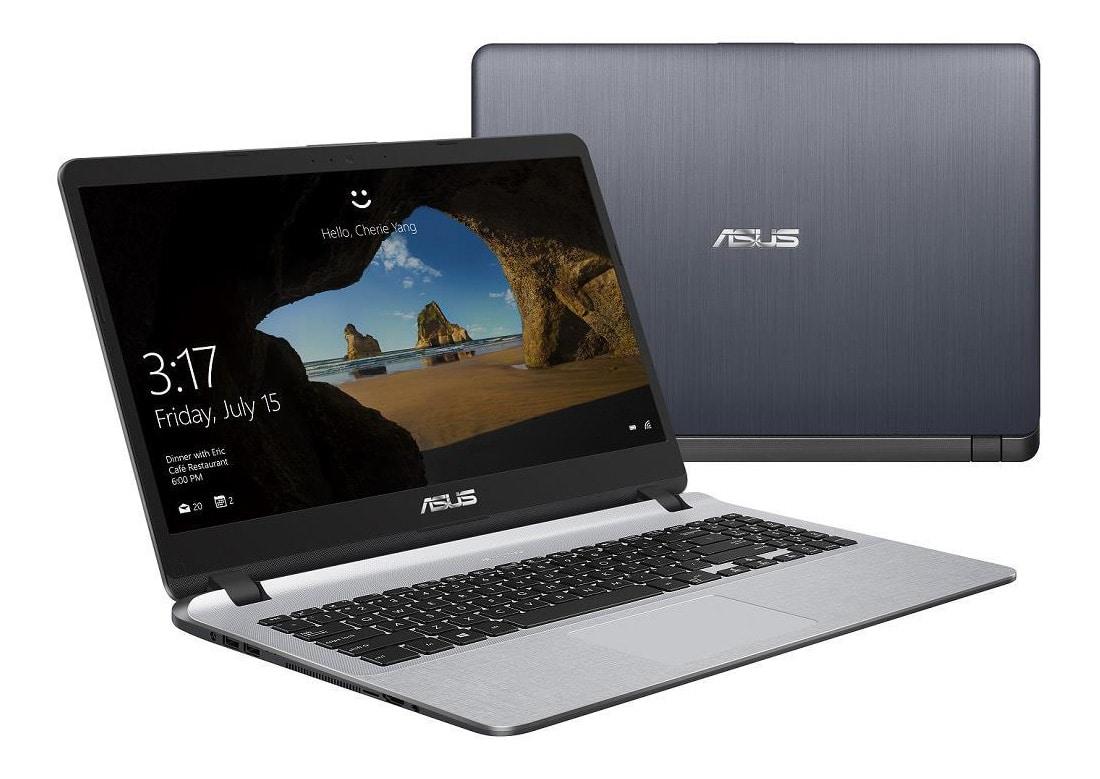 """Asus R507UF-EJ418T, PC portable 15"""" polyvalent léger (719€)"""