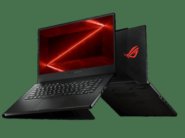 Asus ROG Zephyrus GA502 GeForce GTX 1660 Ti Max-Q Ryzen 7 3750H
