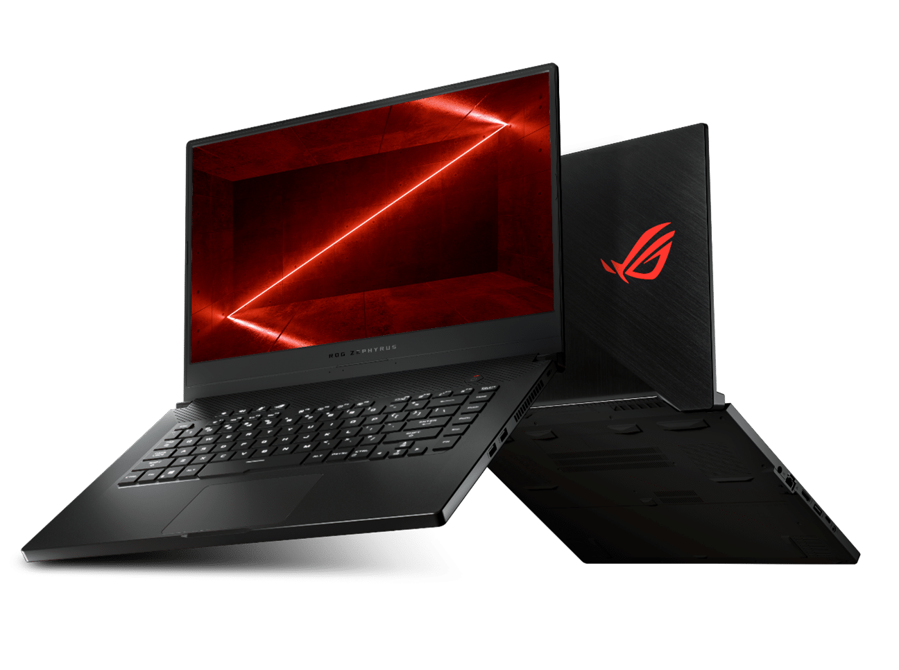 Asus ROG Zephyrus GA502, PC portable GTX 1660 Ti Max-Q + AMD Ryzen