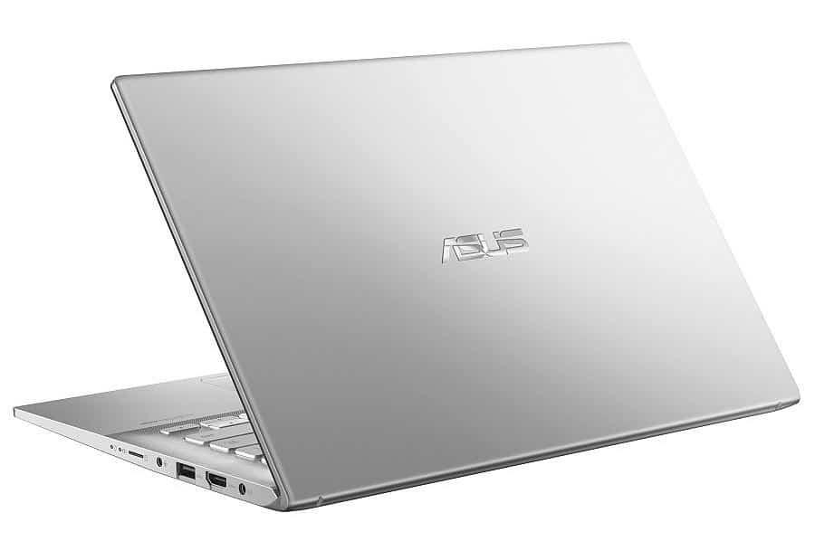 Asus F412UA-EK334T, 14 pouces design pavé numérique (399€)