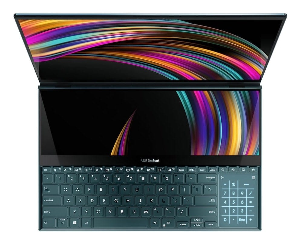 "<span class=""tagtitre"">Computex 2019 - </span>Asus Zenbook (Pro) Duo UX581/UX481, PC double écran"