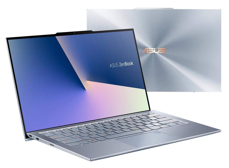 "Asus Zenbook UX392FA-AB002R, ultrabook 14"" Pro borderless 1 kg (1619€)"