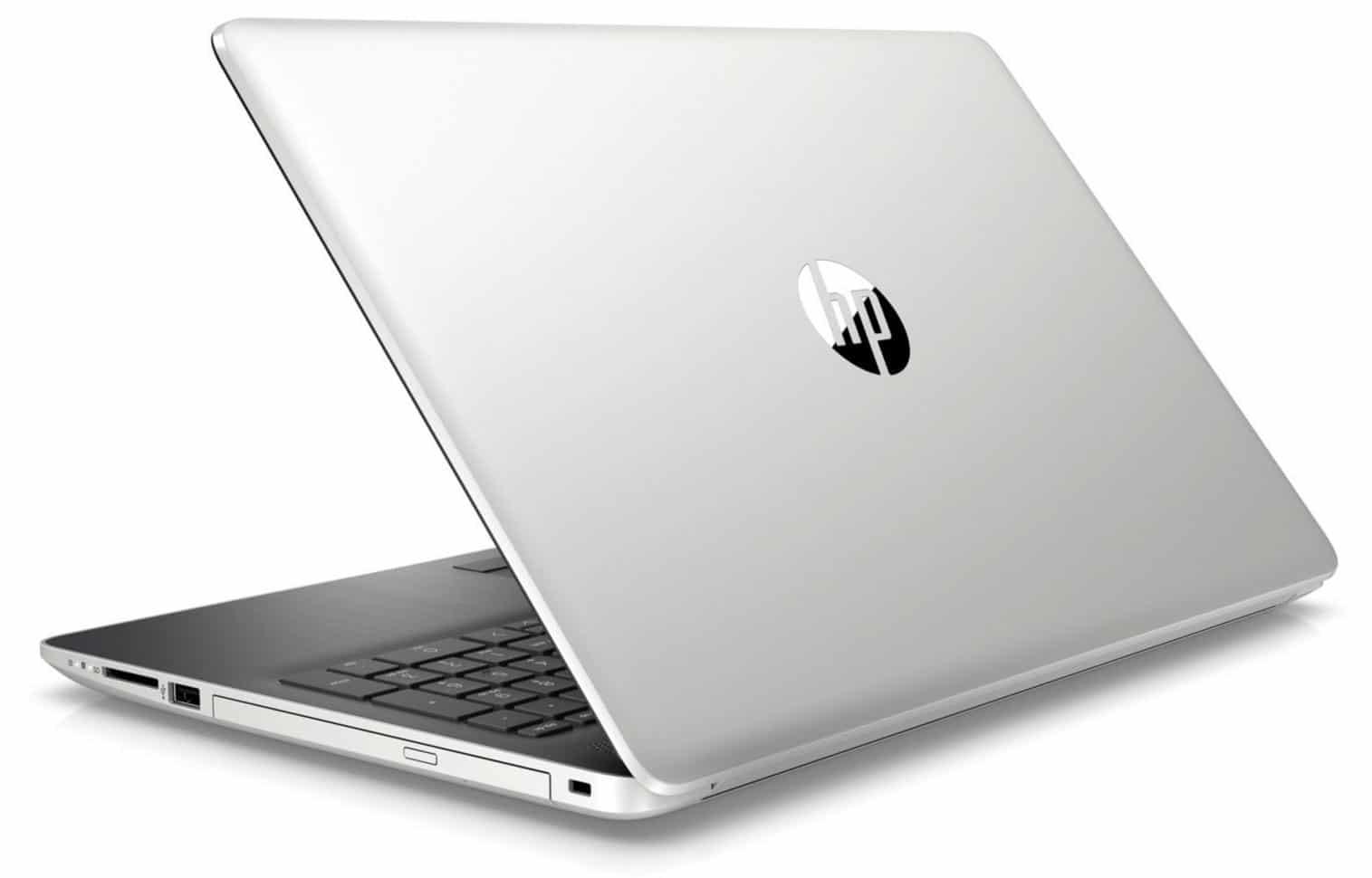 """HP 15-db0053nf, PC portable 15"""" avec SSD et 8 Go (509€)"""