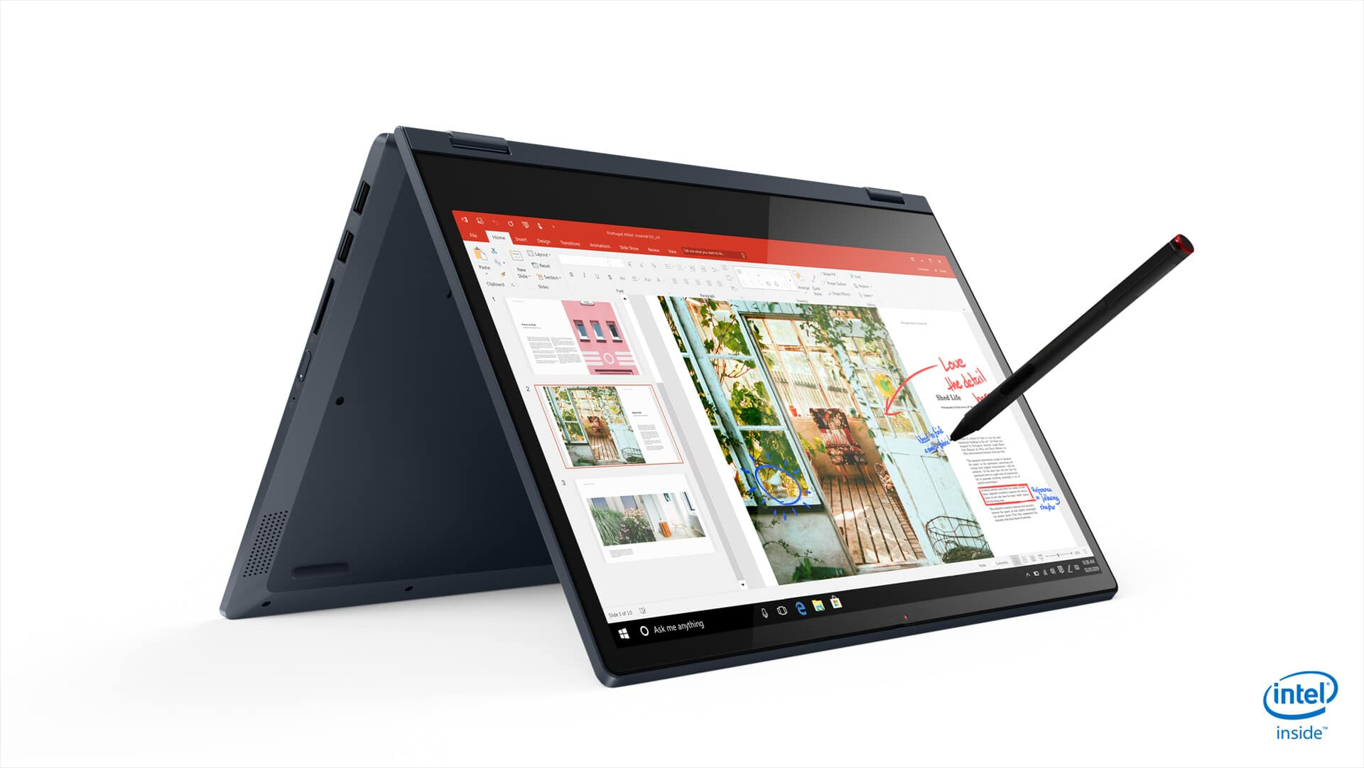 "Lenovo IdeaPad C340, PC portable 14"" 15"" Tablette Intel/AMD MX230 légers"