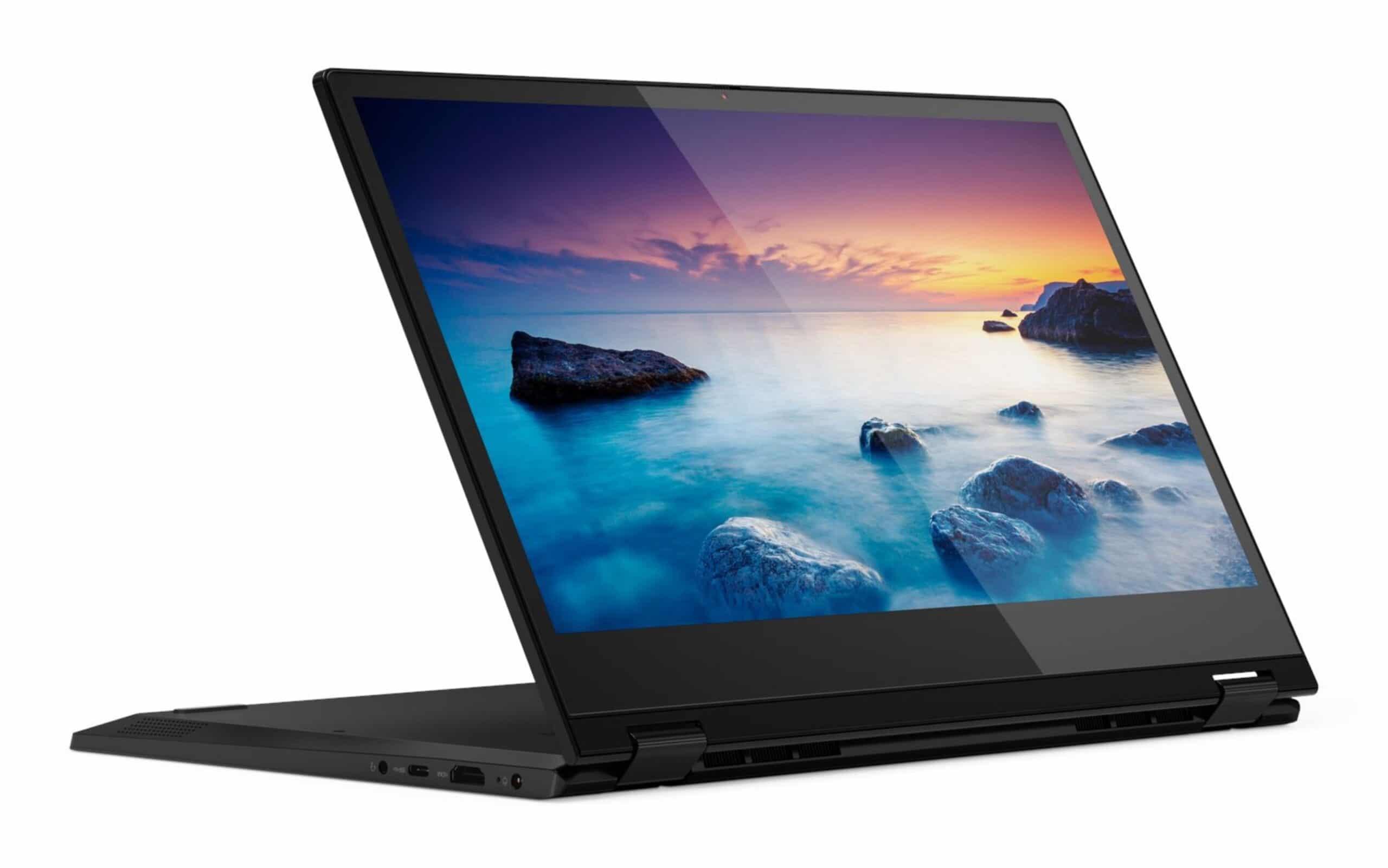 "Lenovo Ideapad C340-14API, 14"" Tablette AMD stylet (649€)"