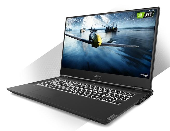 """Lenovo Legion Y540 de 15"""" / 17"""" Core i7-9750H, RTX 2060 / GTX 1660 Ti"""