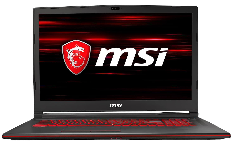 "MSI GL73 8SD-263XFR, PC 17"" joueur GTX 1660 Ti (1399€)"