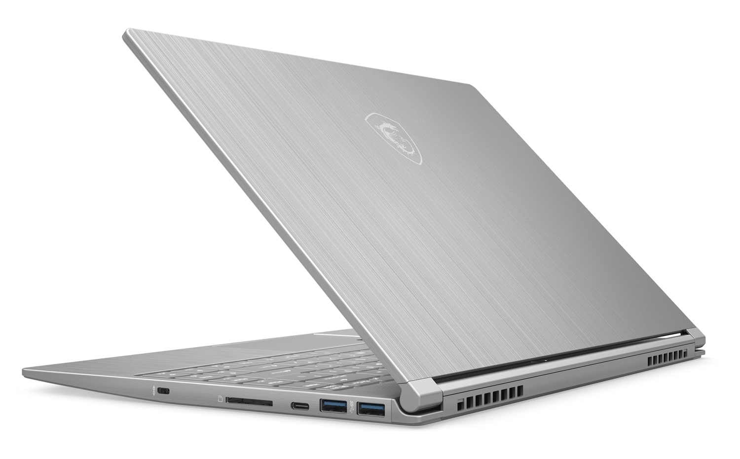 "MSI PS42 8MO-098FR, Ultrabook 14"" rapide léger argent (829€)"