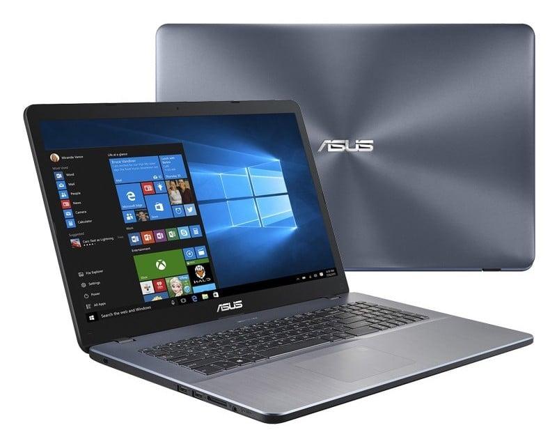 """Asus VivoBook X705UF-GC119T, PC portable 17"""" léger (977€)"""