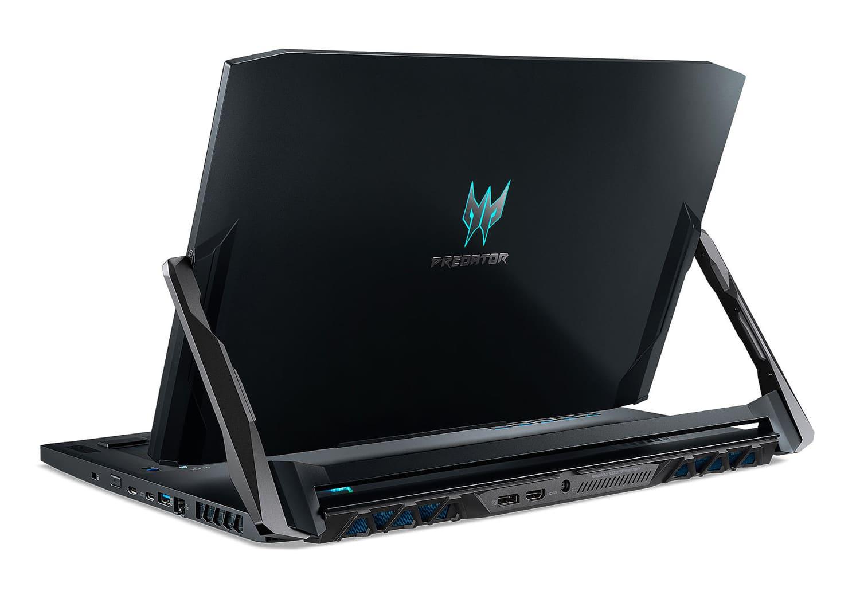 "Acer Triton PT917-71-79PF, PC 17"" gamer 4K GTX 2080 (3739€)"