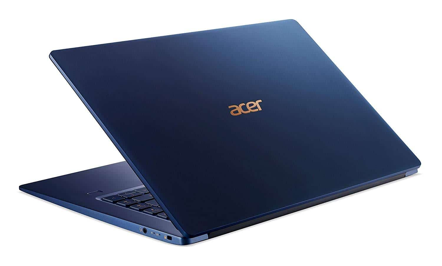 "Acer Swift 5 SF515-51T-792J, 15"" léger et tactile SSD 1 To (1499€)"