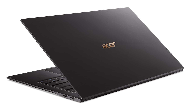 """Acer Swift SF714-52T-71JW, 14"""" le plus léger (850g) et fin (1299€)"""