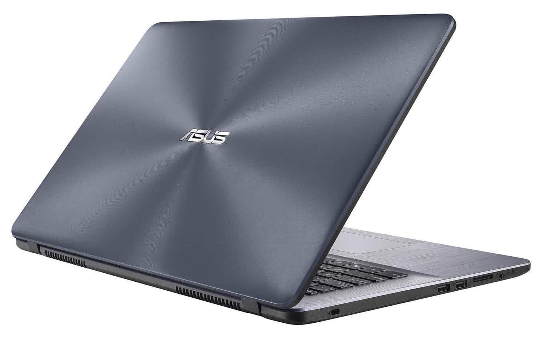 """Asus R702QR-BX031T, 17"""" bureautique léger SSD 512 Go (599€)"""