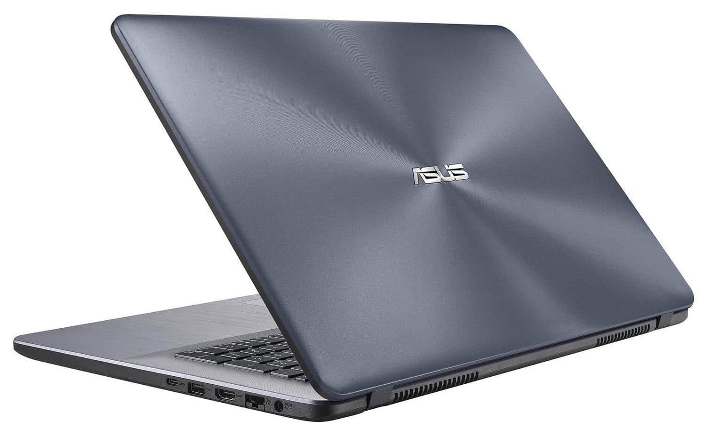 Asus R702UA-BX898T, PC portable 17 pouces léger rapide (599€)