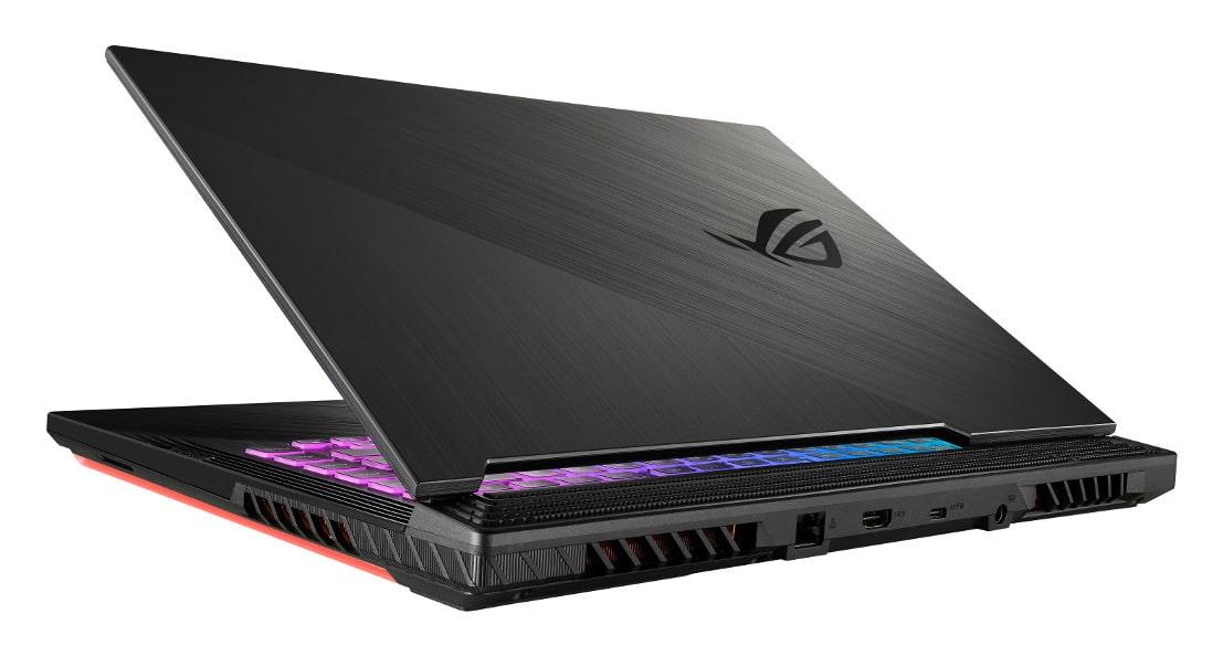 """Asus G531GT-AL030T, PC 15"""" 120Hz gamer NumPad (999€)"""
