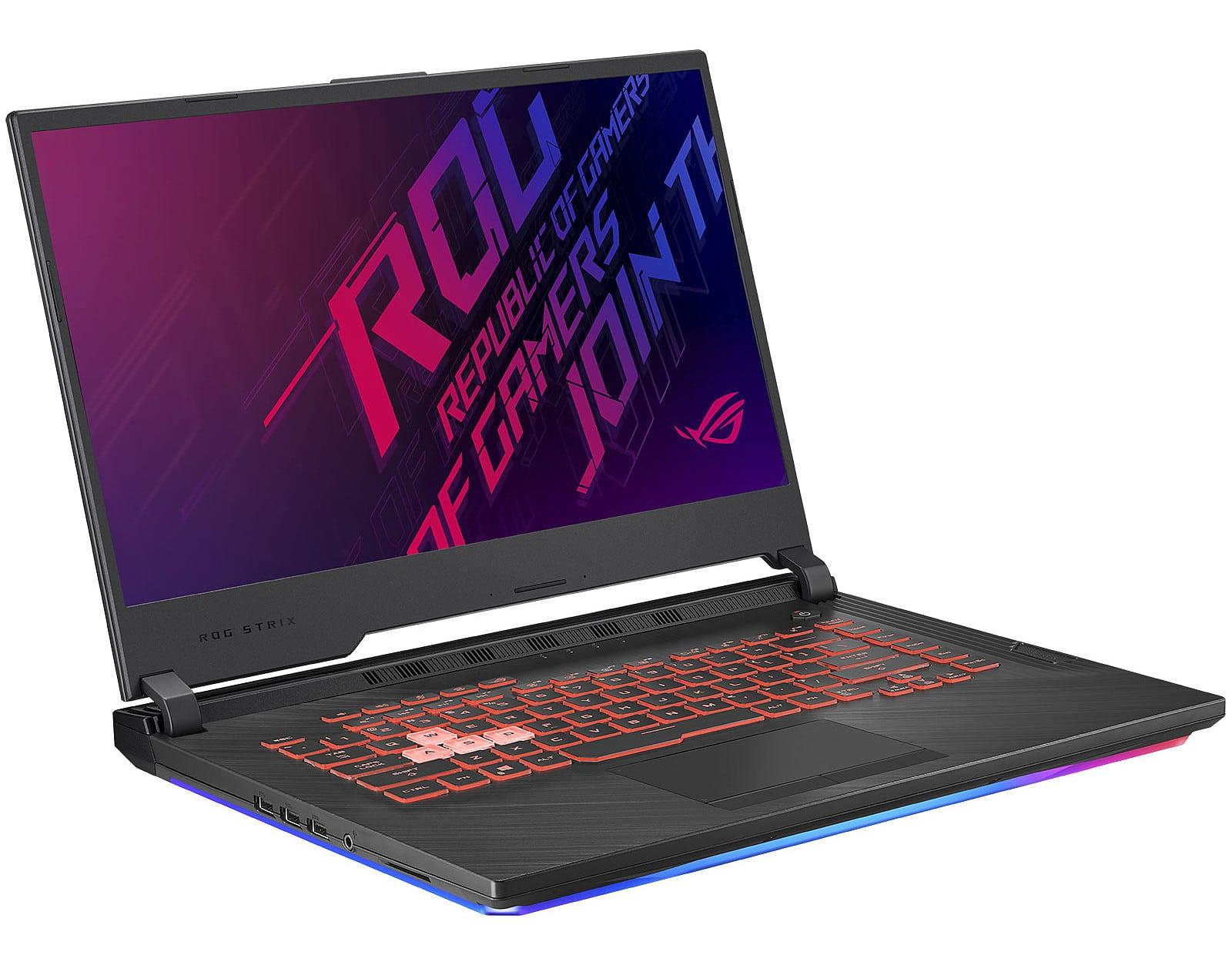"<span class=""promo"">Promo 1299€</span> Asus ROG G531GU-AL001T, PC 15"" puissant 1660 Ti"
