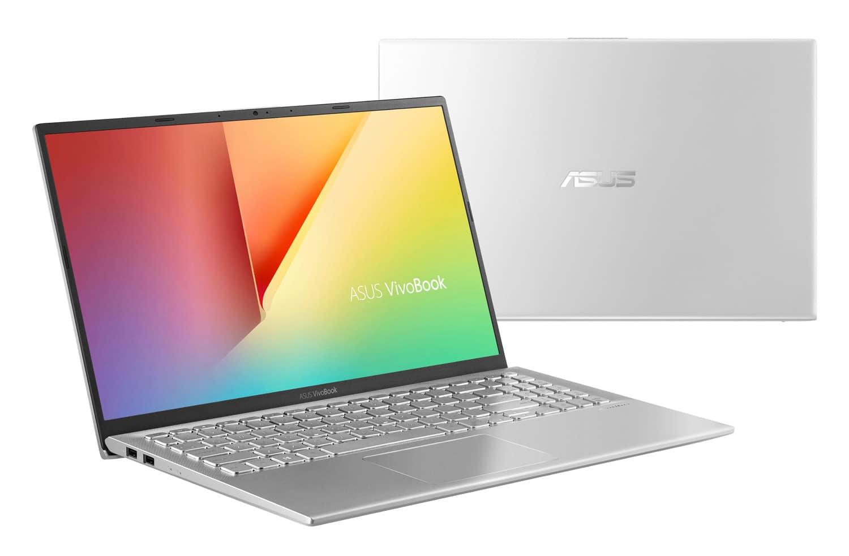 """Asus X512DA-EJ312T, PC portable 15"""" léger SSD 512 Go (649€)"""