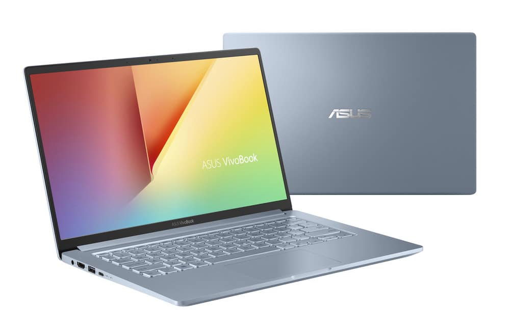"Asus S430FA-EB116T, Ultra 14"" bleu SSD 512 Go NumPad (699€)"
