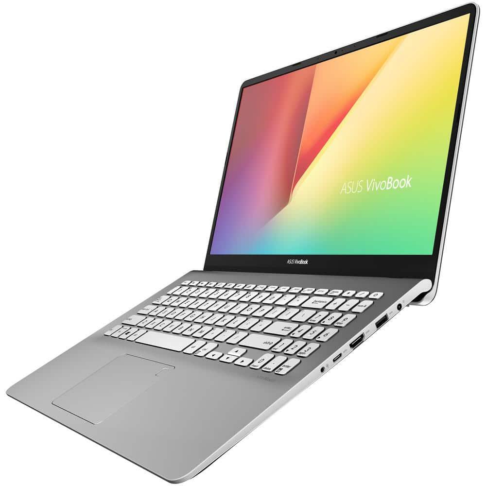 """Asus VivoBook S530FN-BQ504T, ultrabook rapide 15"""" léger (1109€)"""