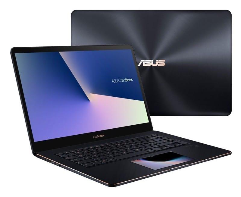 Asus UX580GD-E2031R, 15 pouces Pro Core i9 4K léger (2385€)