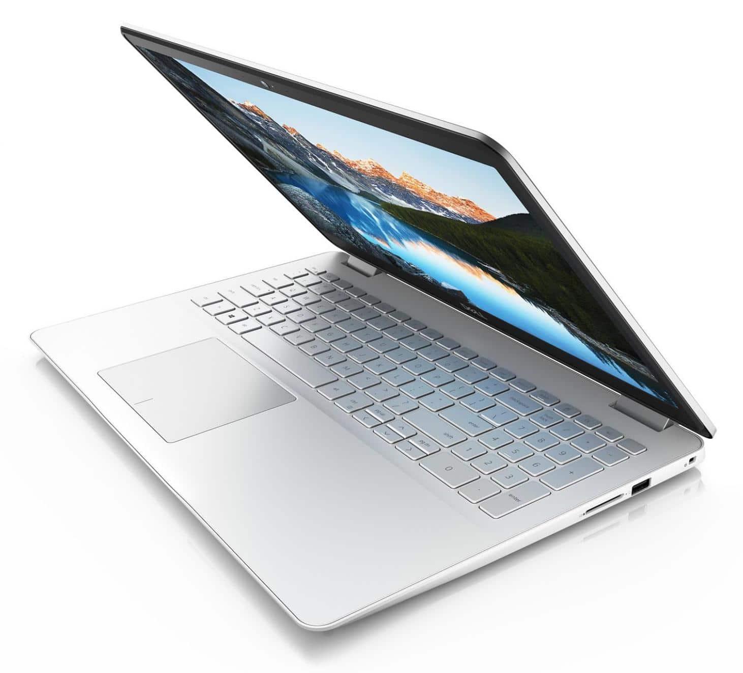 Dell Inspiron 15 5584, PC portable 15 pouces productif (799€)