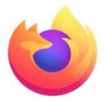 Firefox Mozilla logo 2019