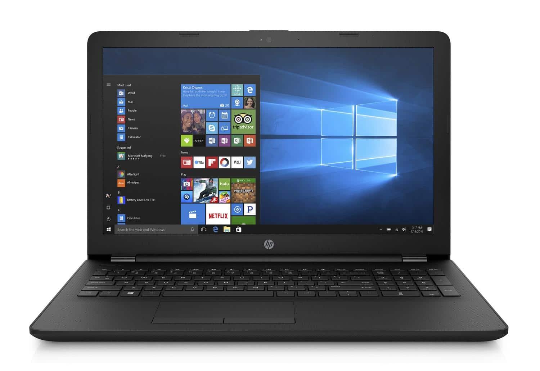 """HP 15-db0994nf, PC portable 15"""" graveur DVD pas cher (399€)"""
