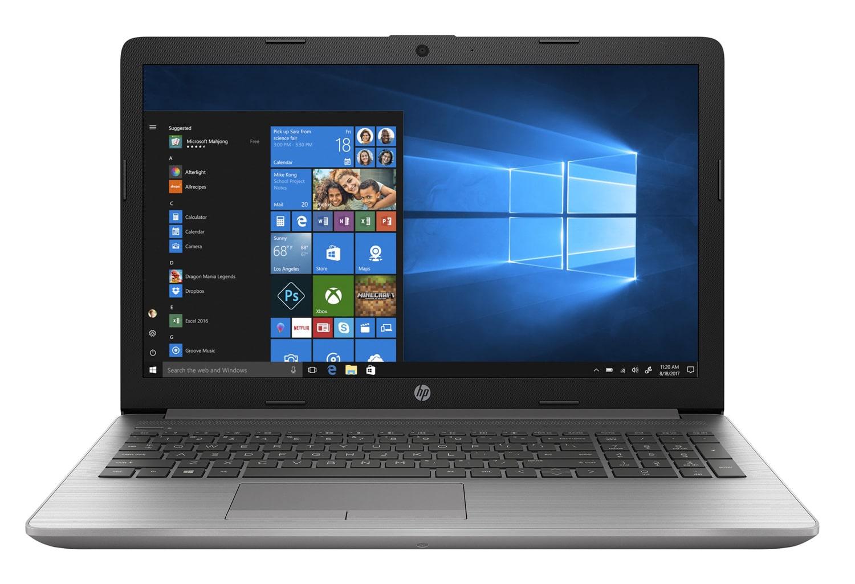 "HP 255 G7, PC portable 15"" Pro AMD argent léger DVD (475€)"