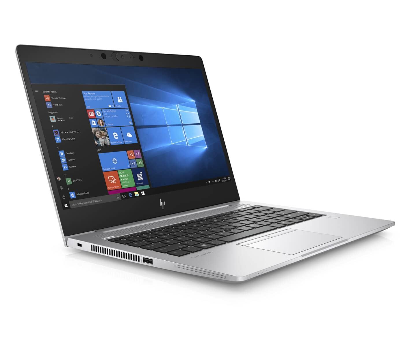 "HP EliteBook 735 et 745 G6, Ultra 13"" et 14"" légers AMD Ryzen et 4G"