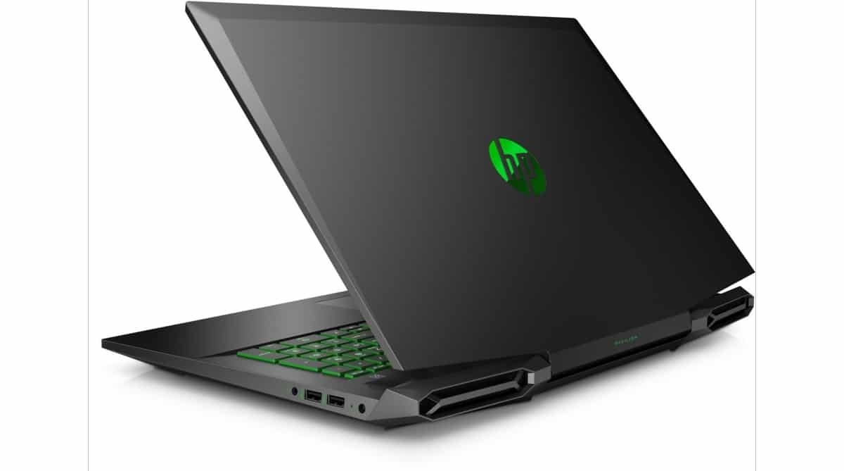 "HP 17-cd0068nf, PC 17"" gamer GTX 1660 Ti SSD 512 Go (1199€)"