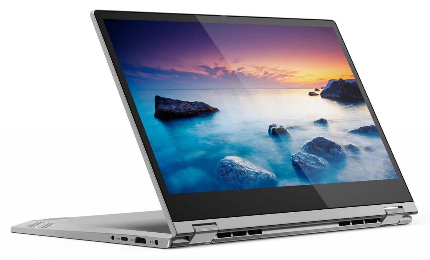 "Lenovo IdeaPad C340-14IWL, 14"" tablette stylet rapide (809€)"